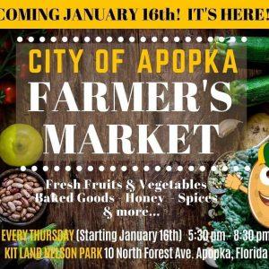 Apopka Farmer's Market @ Apopka Farmer's Market