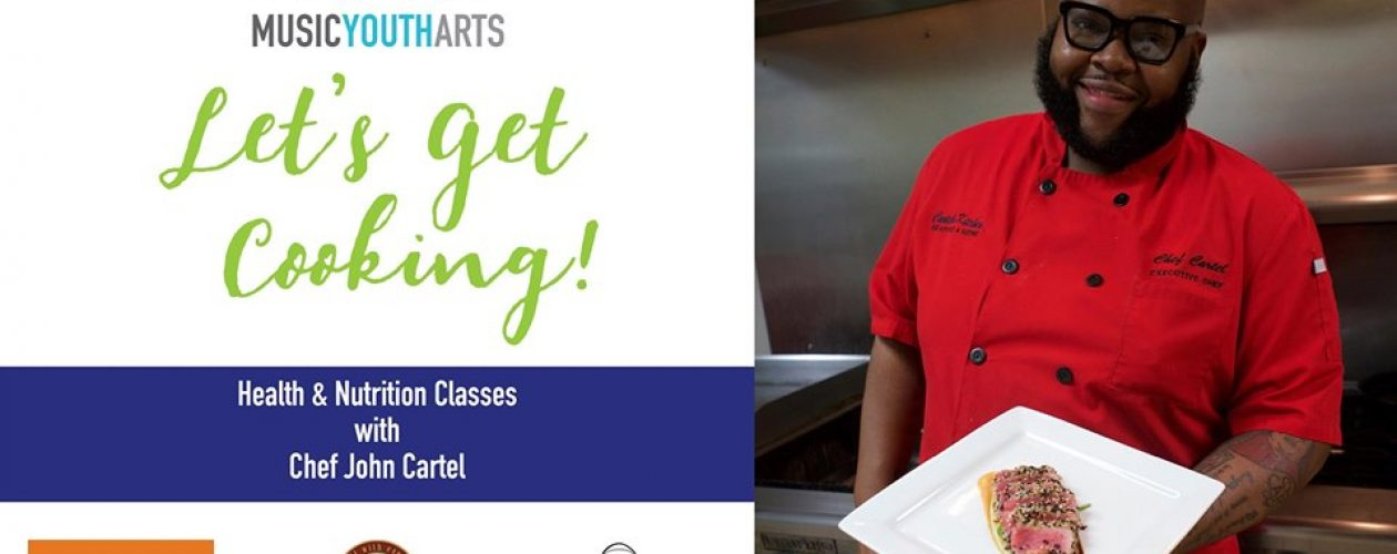 Let's Get Cooking with Chef Cartel