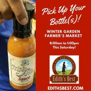 See You At The Market! @ Winter Garden Farmer's Market